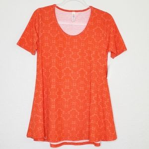 NWT LULAROE | Perfect T Short Sleeve Swing Top XS